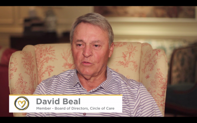 Circle of Care – Board of Directors Member – David