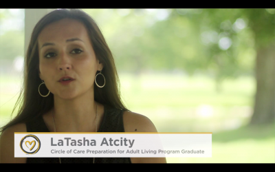 Preparation for Adult Living Program Graduate – Tasha